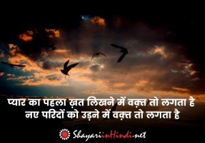 Latest Collection of Love Shayari in Hindi