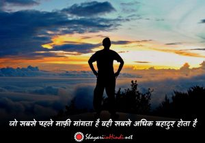 quotes on sorry in hindi